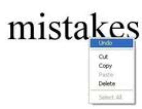 Post GSA Contract Award- 3 Mistakes Vendors Make